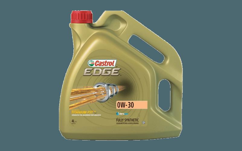 Oleje Castrol EDGE 0W30