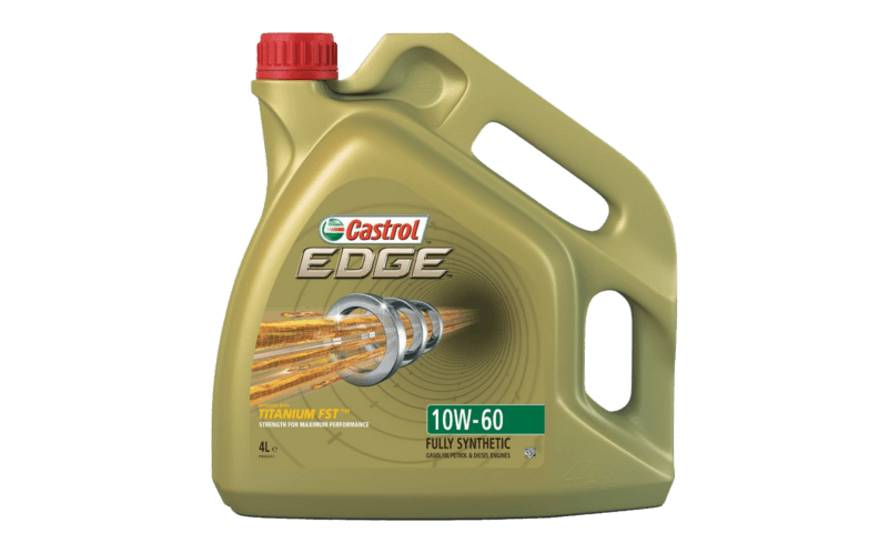 Oleje Castrol EDGE 10W60