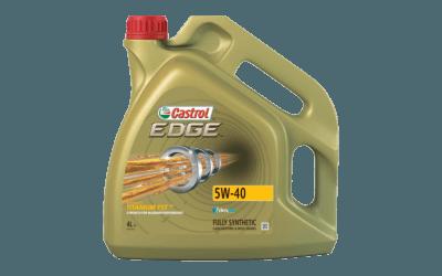 Oleje Castrol EDGE 5W40 400x250