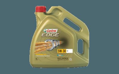 Oleje Castrol EDGE C3 5W30 400x250