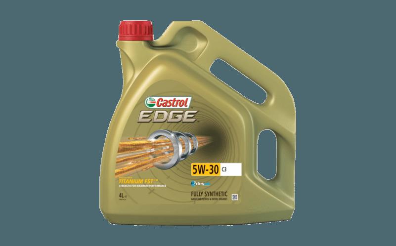 Oleje Castrol EDGE C3 5W30