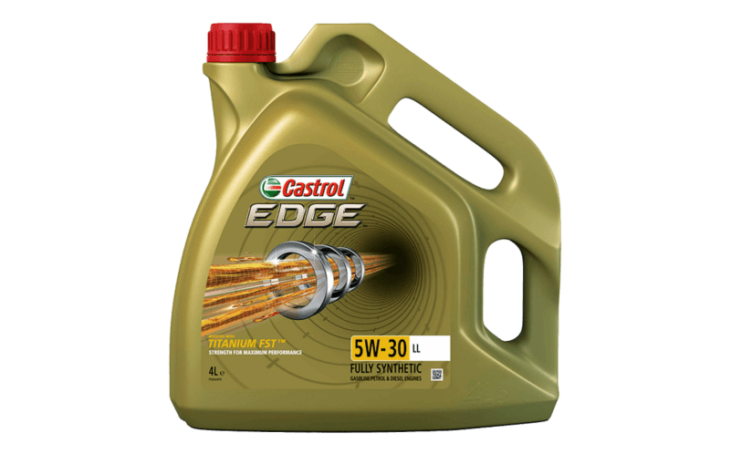 Oleje Castrol EDGE LL 5w30