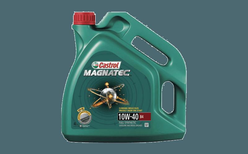 Oleje Castrol Magnatec 10W40 Diesel