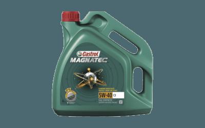 Oleje Castrol Magnatec 5W40 400x250