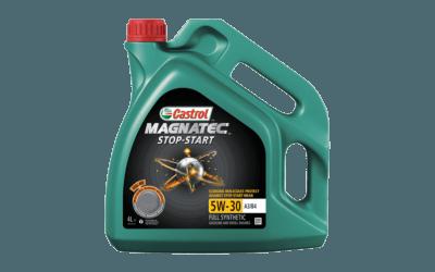 Oleje Castrol Magnatec A3 B4 5W30 400x250