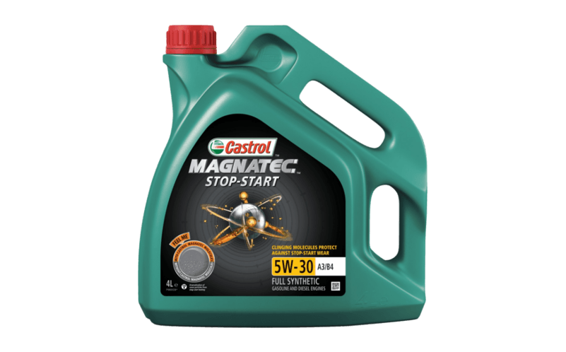 Oleje Castrol Magnatec A3 B4 5W30