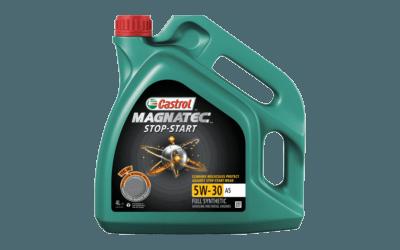 Oleje Castrol Magnatec A5 5W30 400x250