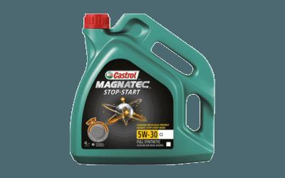 Oleje Castrol Magnatec C2 5W30 400x250